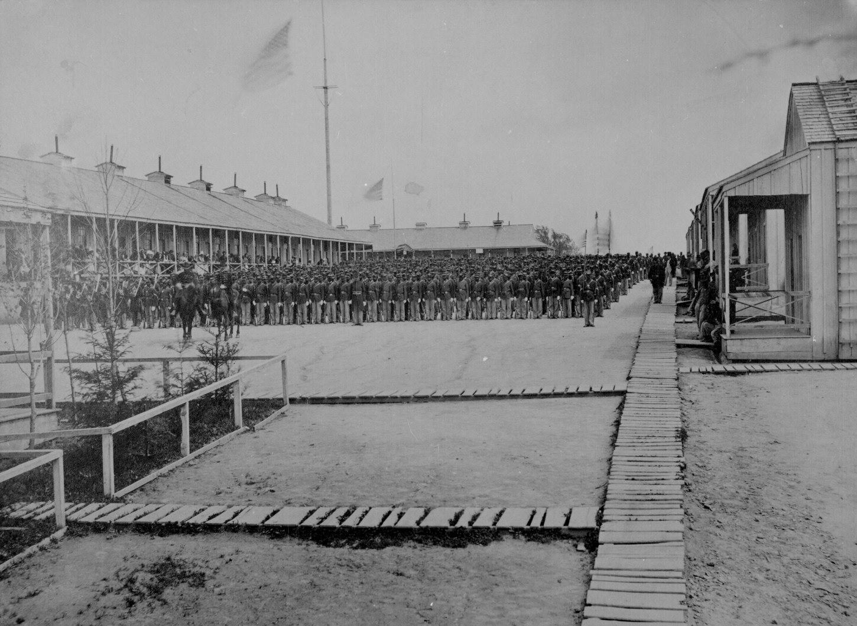 civil war photos infantry