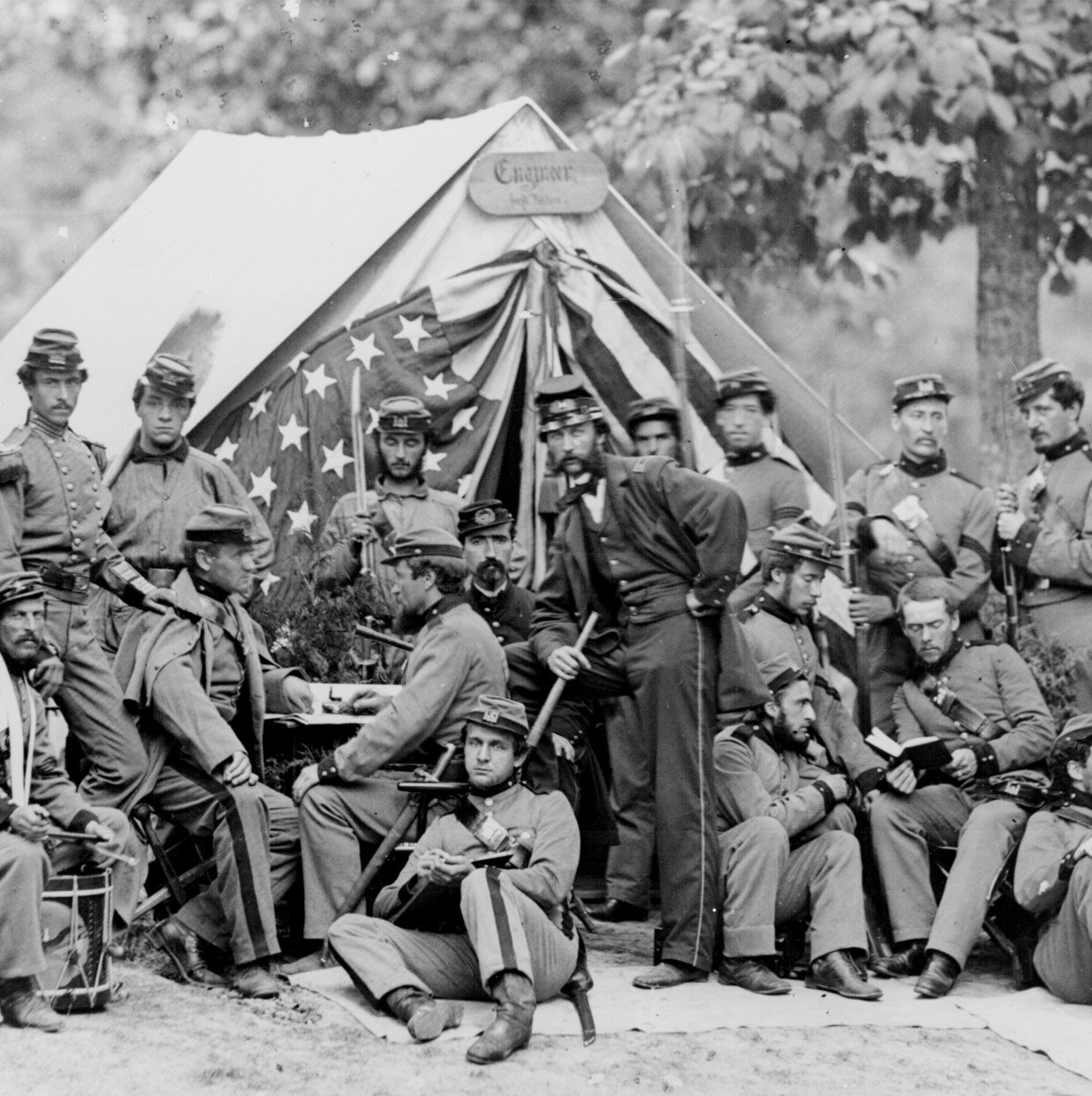 a history and an analysis of the causes of the american civil war The idea that the civil war was caused by a failure to compromise was  briefly:  the history of antebellum america is full of concessions over.