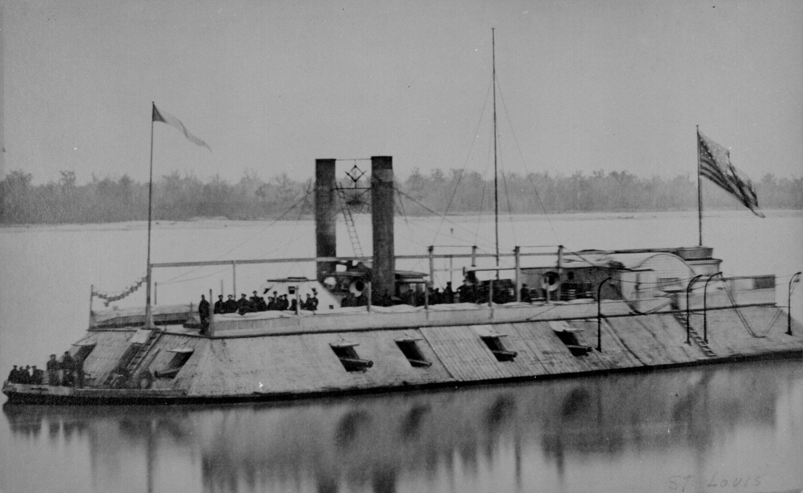 Civil War Photos - Navy Units and Ships