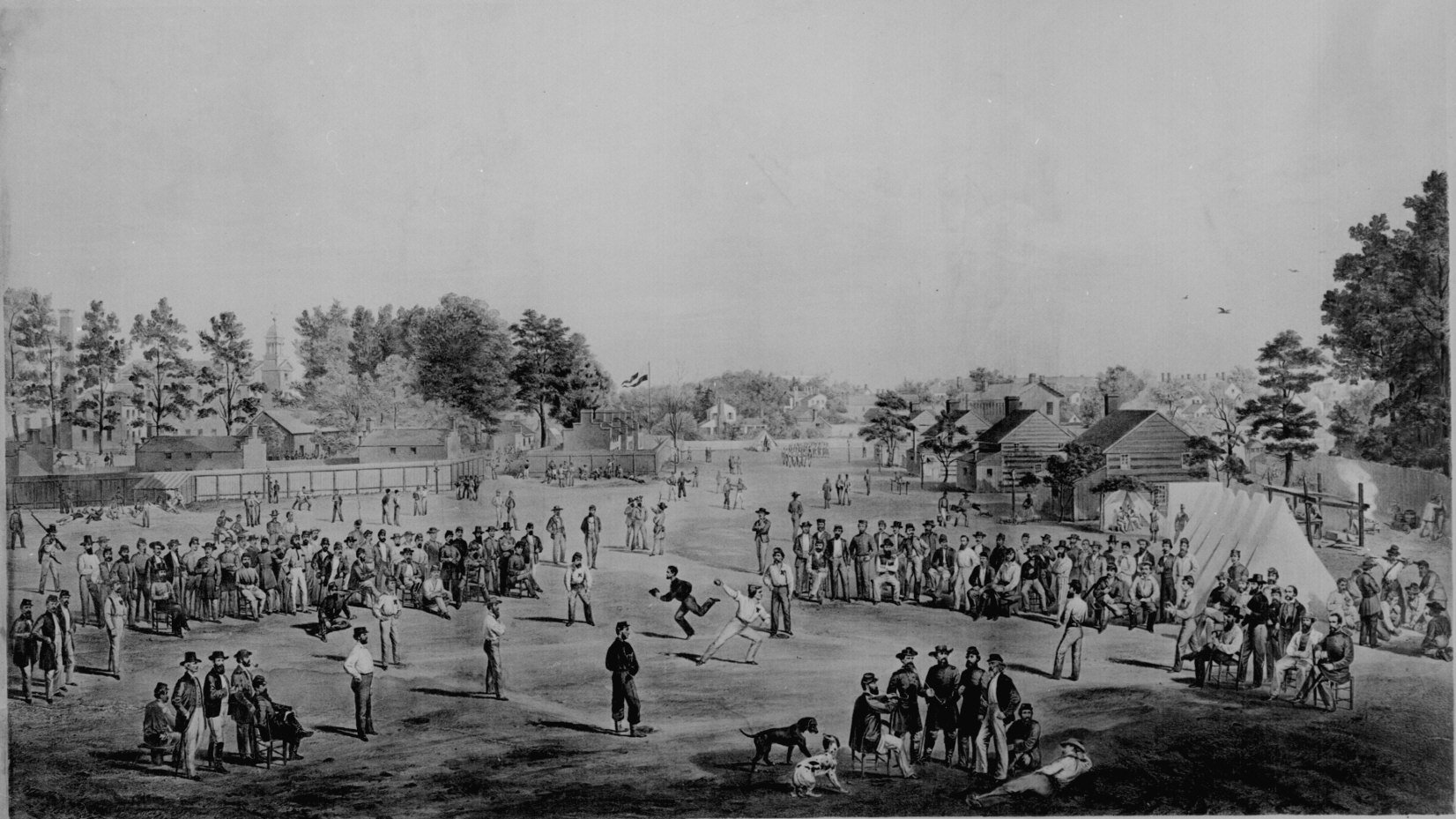 civil war prison camps essay Andersonville prison testimony of dr isaiah h white surgeon in charge of the prison camp under circumstances like those of the civil war, the remembrance is painful saddest episode.