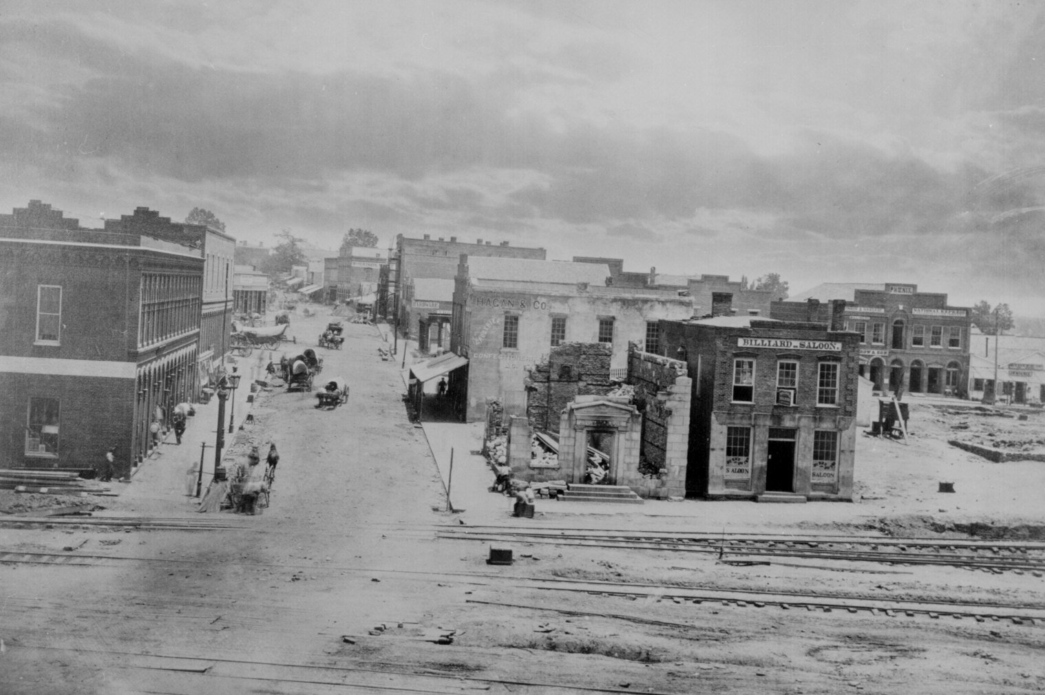 Civil War Photos Atlanta