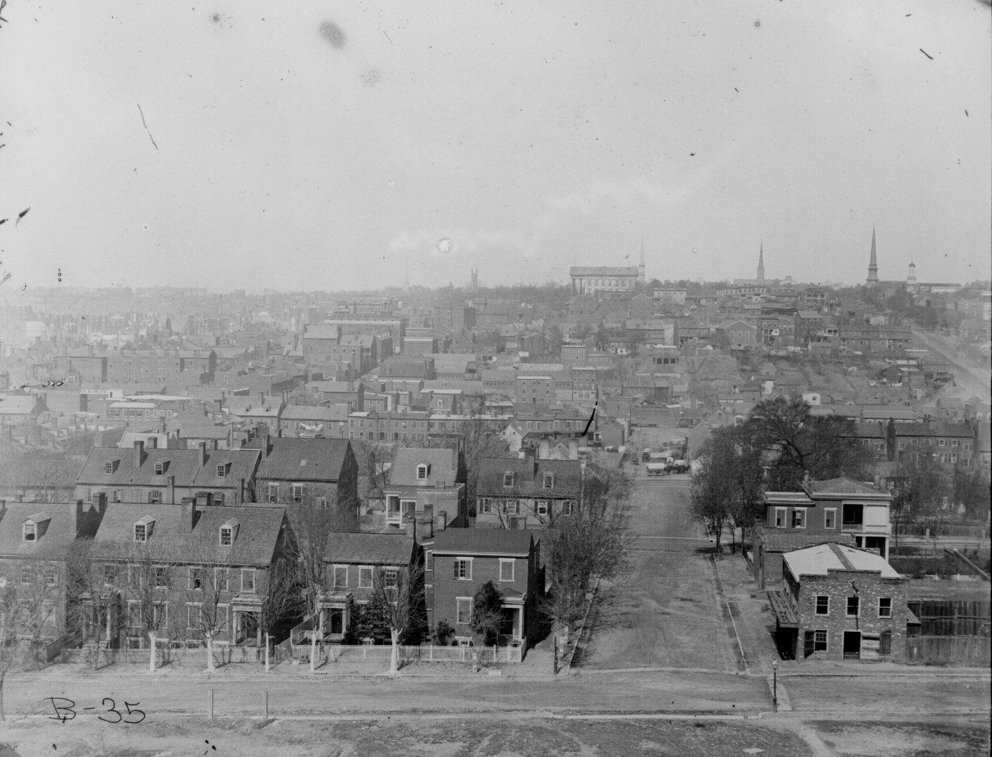 Civil War Photos Richmond