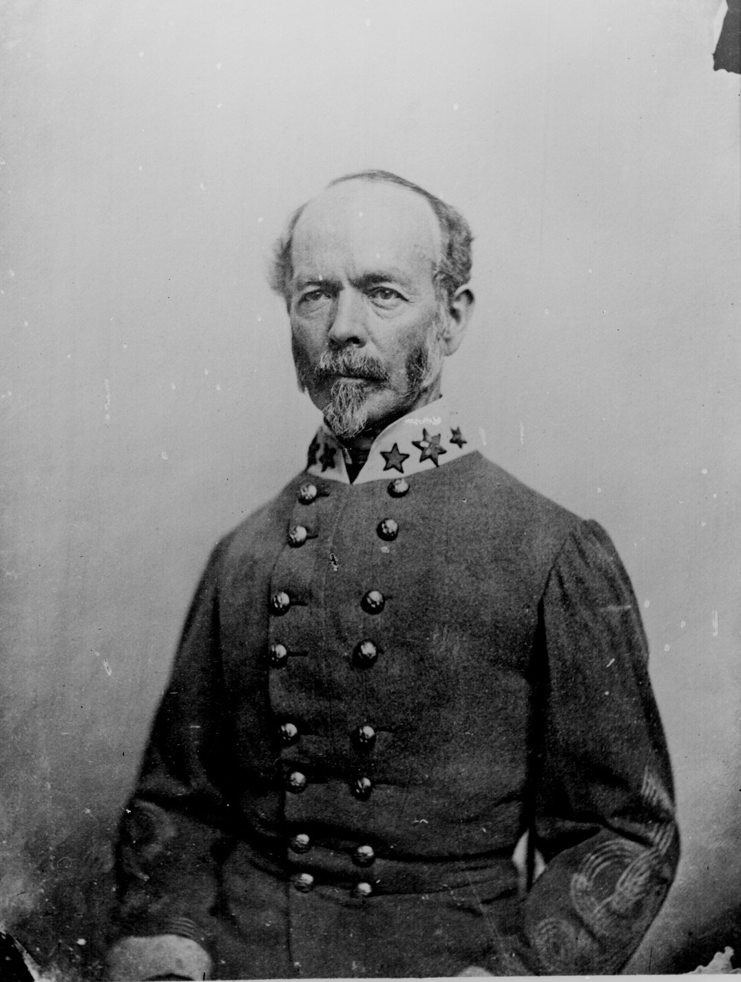Civil war photos confederate states officers and soldiers 144 portrait of general joseph e johnston thecheapjerseys Choice Image