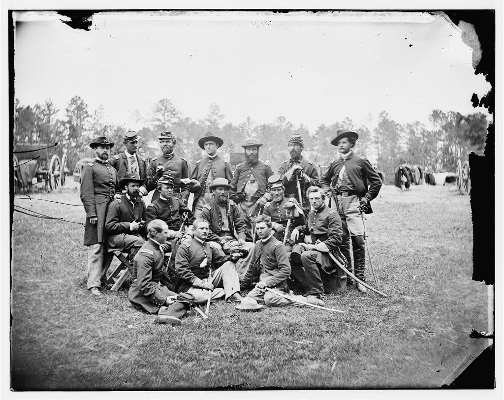 Civil War Photos - Artillery