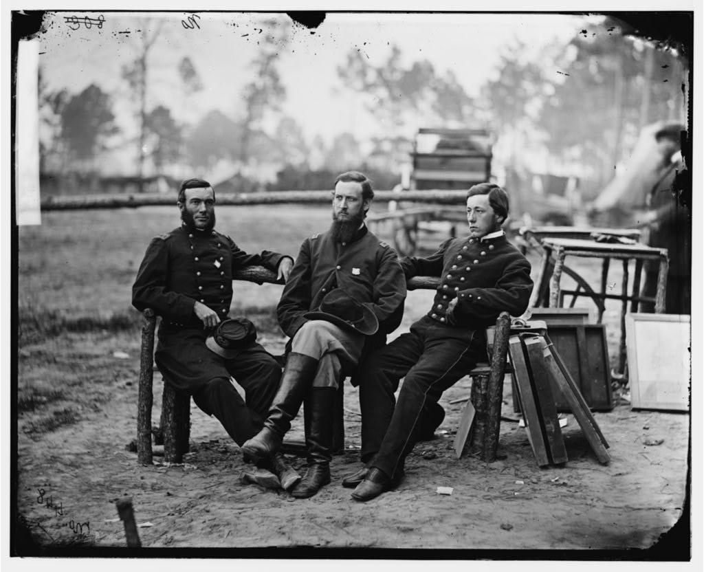 Civil War Photos Medical and Hospitals