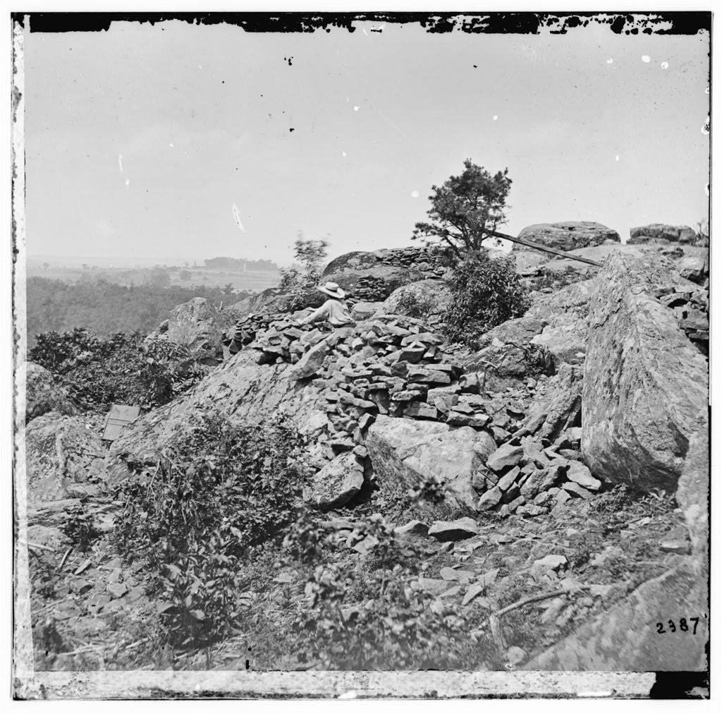 Civil War Photos Gettysburg